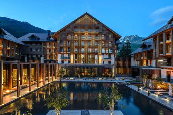 loop Switzerland The Chedi Andermatt