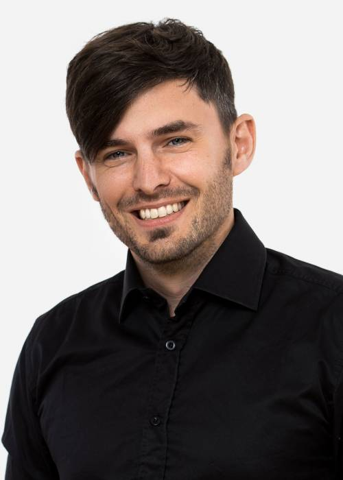 Michael Wick (Director of Marketing & Design)